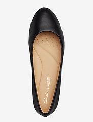 Clarks - Grace Piper - ballerinas - black leather - 3