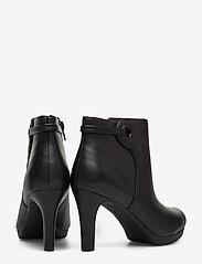 Clarks - Adriel Mae - ankelstøvler med hæl - black leather - 4