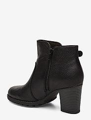 Clarks - Verona Gleam - ankelstøvletter med hæl - black - 2