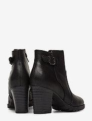 Clarks - Verona Gleam - ankelstøvler med hæl - black - 4