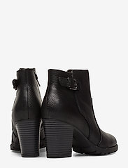 Clarks - Verona Gleam - ankelstøvletter med hæl - black - 4