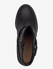 Clarks - Verona Rock - ankelstøvler med hæl - black leather - 3