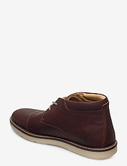 Clarks - Grandin Top - desert boots - tan tumbled - 2
