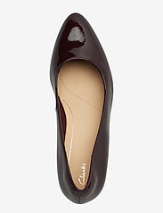 Clarks - Calla Rose - escarpins classiques - burgundy patent - 3
