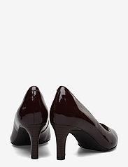 Clarks - Calla Rose - escarpins classiques - burgundy patent - 4