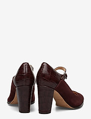 Clarks - Kaylin Alba - escarpins classiques - burgundy combi - 4