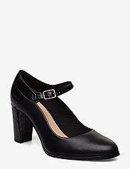 Clarks - Kaylin Alba - klassiske pumps - black combi - 0