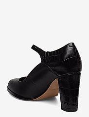 Clarks - Kaylin Alba - klassiske pumps - black combi - 2