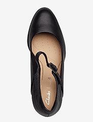 Clarks - Kaylin Alba - klassiske pumps - black combi - 3
