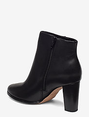 Clarks - Kaylin Fern - ankelboots med klack - black leather - 2