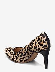 Clarks - Laina Rae - klassiska pumps - leopard print - 2