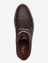 Clarks - Grandin Top - desert boots - dark brn tumbled - 3
