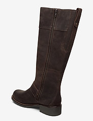 Clarks - Orinoco Jazz - lange laarzen - dark brown nub - 2