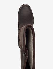 Clarks - Orinoco Jazz - lange laarzen - dark brown nub - 3