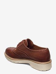 Clarks - Witcombe Echo - snörskor - tan leather - 2