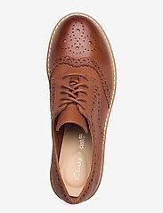 Clarks - Witcombe Echo - snörskor - tan leather - 3