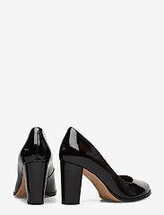 Clarks - Kaylin Cara - klassiska pumps - black pat - 4