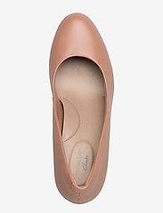 Clarks - Adriel Viola - escarpins classiques - praline leather - 3