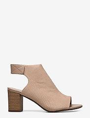 Clarks - Deva Bell - sandales à talons - sand nubuck - 1