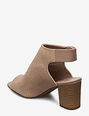 Clarks - Deva Bell - sandales à talons - sand nubuck - 2