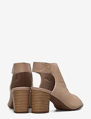 Clarks - Deva Bell - sandales à talons - sand nubuck - 4