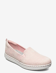 Clarks - Step Glow Slip - slip-on sneakers - pink - 0