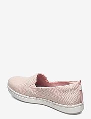 Clarks - Step Glow Slip - slip-on sneakers - pink - 2