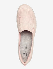 Clarks - Step Glow Slip - slip-on sneakers - pink - 3