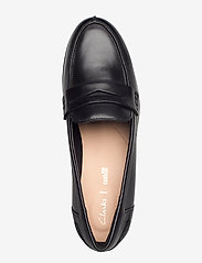 Clarks - Hamble Loafer - mokasiner - black leather - 3