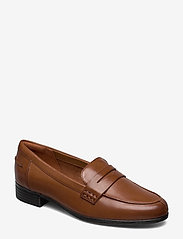 Clarks - Hamble Loafer - loafers - tan leather - 0