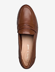 Clarks - Hamble Loafer - loafers - tan leather - 3