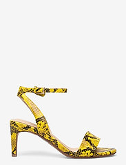 Clarks - Amali Jewel - högklackade sandaler - yellow snake - 1