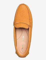 Clarks - C Mocc - loafers - amber nubuck - 3