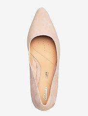Clarks - Laina Rae - escarpins classiques - blush suede - 3