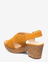 Clarks - Maritsa Lara - sandales à talons - amber suede - 2