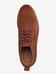 Clarks - Foxwell Mid - desert boots - british tan - 3