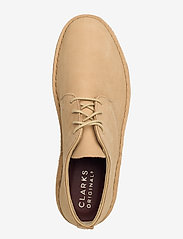 Clarks - Desert London - desert boots - maple nubuck - 3