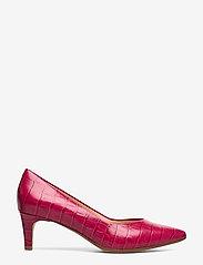 Clarks - Laina55 Court - escarpins classiques - fuchsia - 1