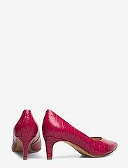 Clarks - Laina55 Court - escarpins classiques - fuchsia - 4