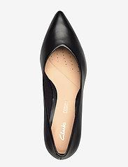 Clarks - Laina55 Court - escarpins classiques - black leather - 3