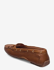 Clarks - C Mocc Boat - loafers - tan leather - 2