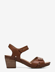 Clarks - Un Palma Vibe - sandales à talons - mahogany leather - 1