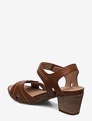 Clarks - Un Palma Vibe - sandales à talons - mahogany leather - 2