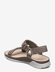 Clarks - Tri Sporty - platta sandaler - sage snake - 2