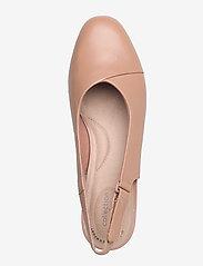 Clarks - Juliet Pull - ballerinas - praline leather - 3