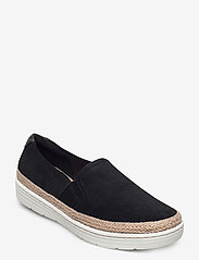 Clarks - Marie Sail - instappers - black - 0