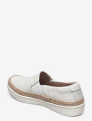 Clarks - Marie Sail - slip-on sneakers - white - 2