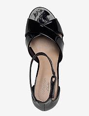 Clarks - Adriel Cove - sandales à talons - black pat - 3