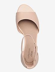 Clarks - Alice Greta - sandales à talons - blush leather - 3