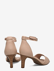 Clarks - Alice Greta - sandales à talons - blush leather - 4